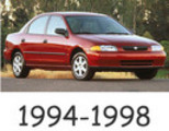 Thumbnail Mazda Protege 1994-1998 Service Repair Manual Download
