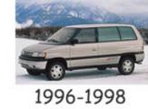 Thumbnail Mazda MPV 1996-1997-1998 Service Repair Manual Download