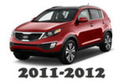 Thumbnail 2011-2012 KIA Sportage OEM Service Repair Manual Download