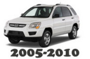 Thumbnail 2005-2010 KIA Sportage  Service Repair Manual Download